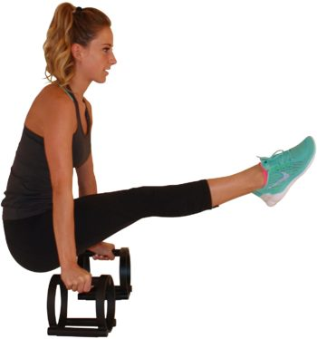 Strength Training Pushup Stands